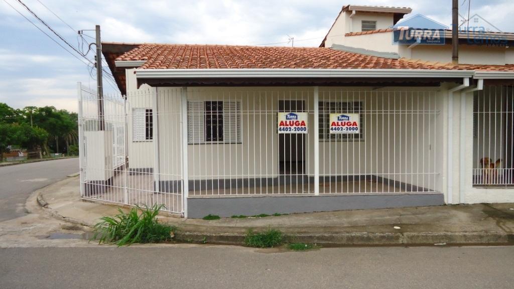 Casa residencial para locação, Jardim Alvinópolis, Atibaia.