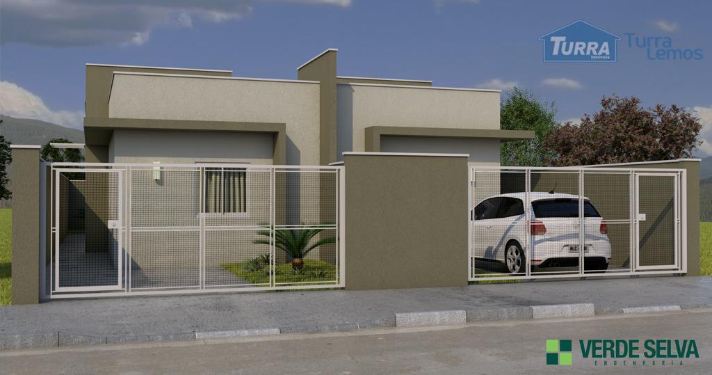 Casa com 3 dormitórios à venda, 70 m² por R$ 340.000 - Jardim Maristela - Atibaia/SP - CA2643