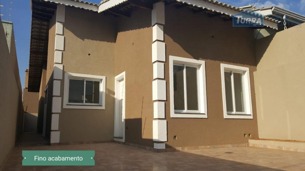 Casa com 3 dormitórios à venda, 80 m² por R$ 320.000 - Nova Atibaia - Atibaia/SP - CA2680