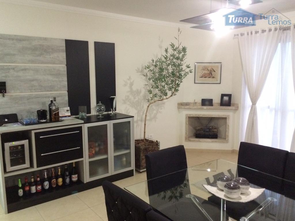 Apartamento com 3 dormitórios à venda, 88 m² por R$ 550.000 - Atibaia Jardim - Atibaia/SP - AP0423
