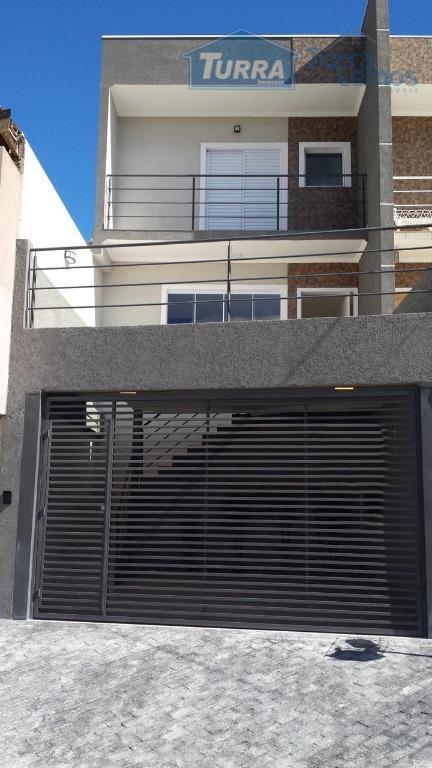 Casa com 3 dormitórios à venda, 130 m² por R$ 460.000 - Jardim Maristela - Atibaia/SP - CA2284