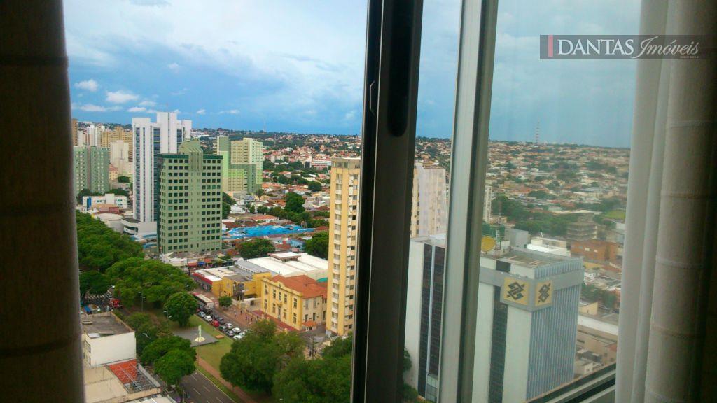 Apartamento Central na Av. Afonso Pena à venda, Centro, Campo Grande.