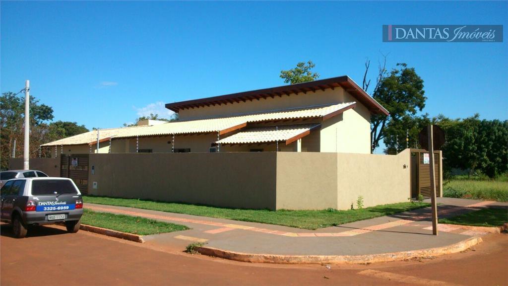 Casa de esquina no Vilas Boas