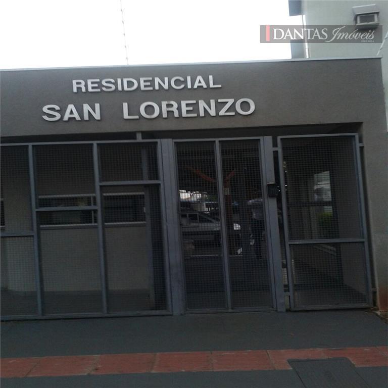 Apartamento  residencial à venda, Chácara Cachoeira, Campo Grande.