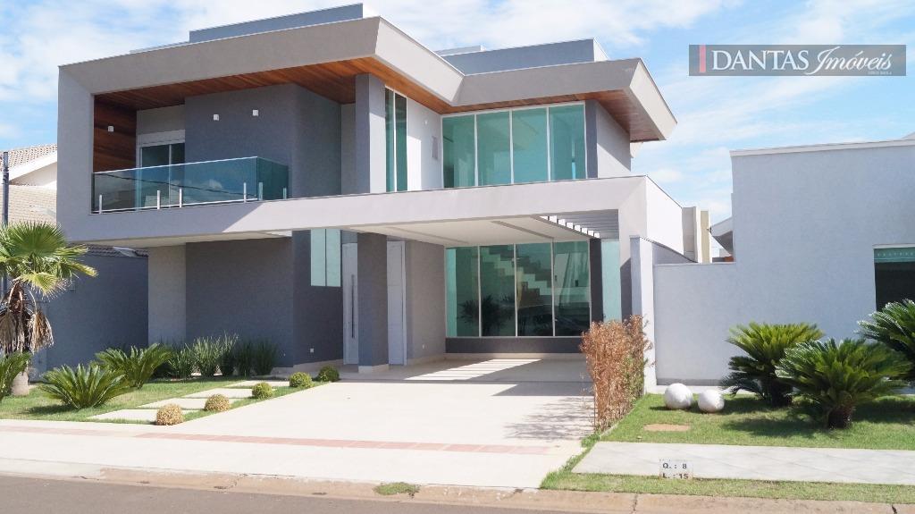 Sobrado  residencial à venda, Residencial Damha II, - Alto Padrão