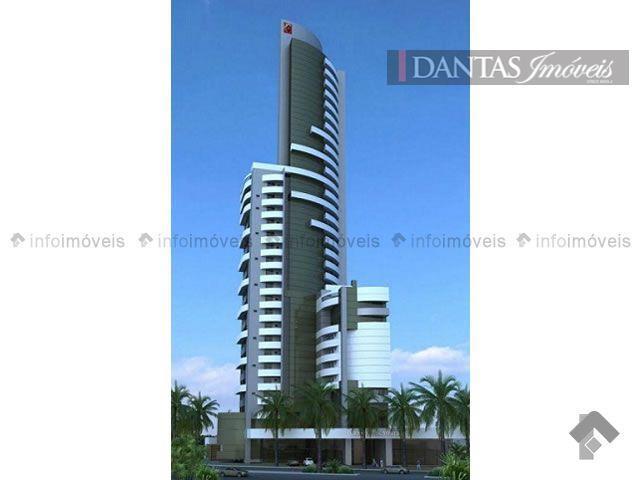 Apartamento  residencial à venda, Edifício Grand Tower, Campo Grande.
