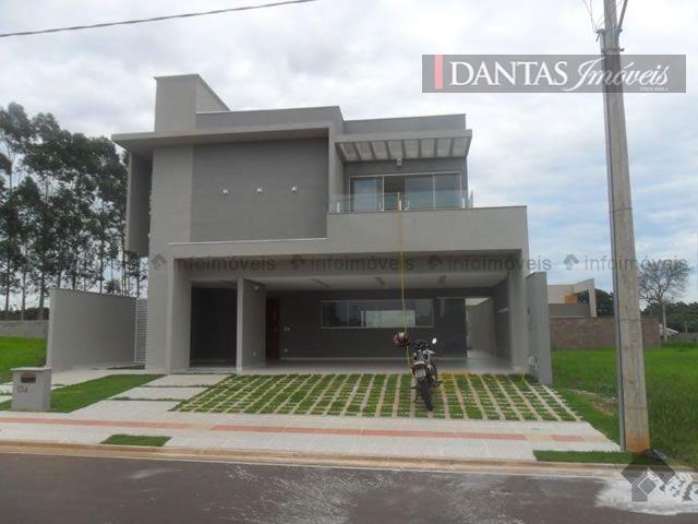 Casa  residencial à venda, Residencial Damha III, Alto Padrão
