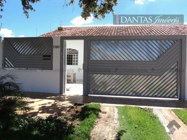 Casa  residencial à venda, Vila Vilas Boas, Campo Grande.