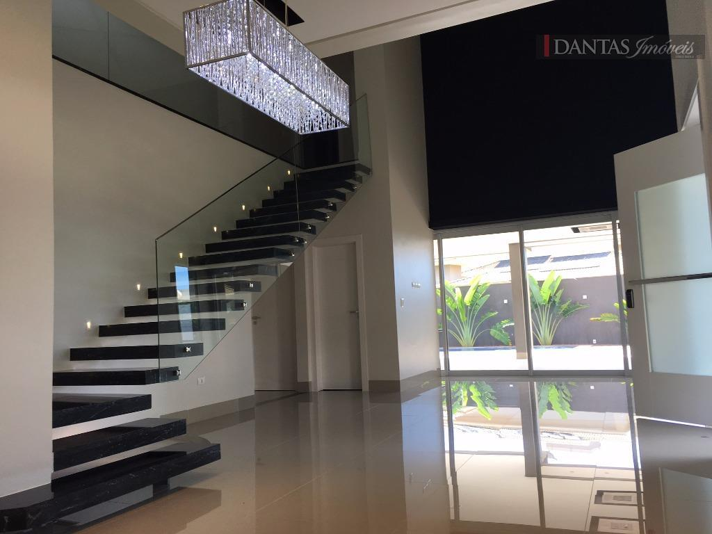 Sobrado  residencial à venda, Residencial Damha II- Alto Padrão