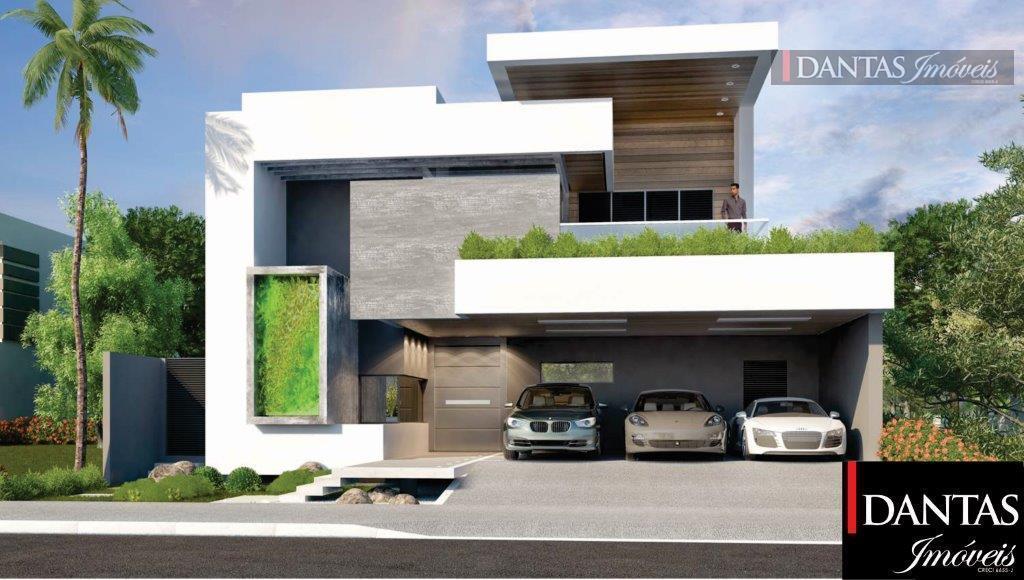 Sobrado  residencial à venda, Residencial Damha- Alto Padrão