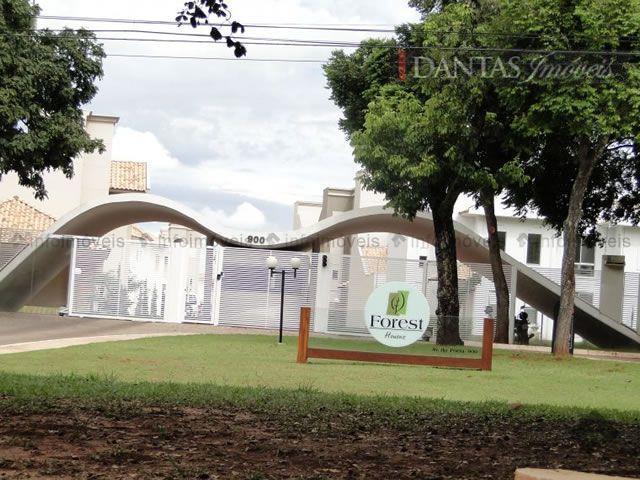 Sobrado  residencial à venda, Parque dos Poderes, Forest House, Campo Grande.