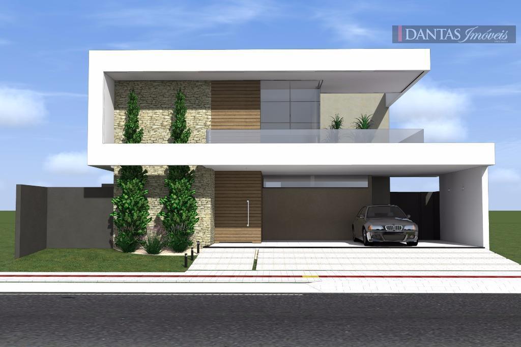 Sobrado  residencial à venda, Residencial Damha II, Alto Padrão