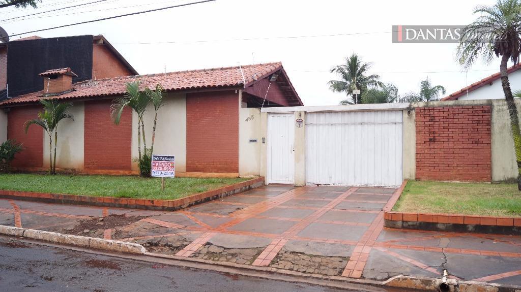 Área de lazer  residencial à venda, Vila Vilas Boas, Campo Grande.