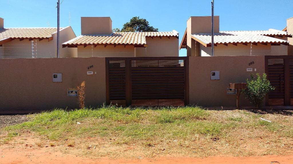 Casa  residencial à venda, Jardim Noroeste, Campo Grande.