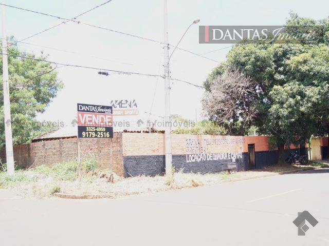Área  residencial à venda, Vila Vilas Boas, Campo Grande.