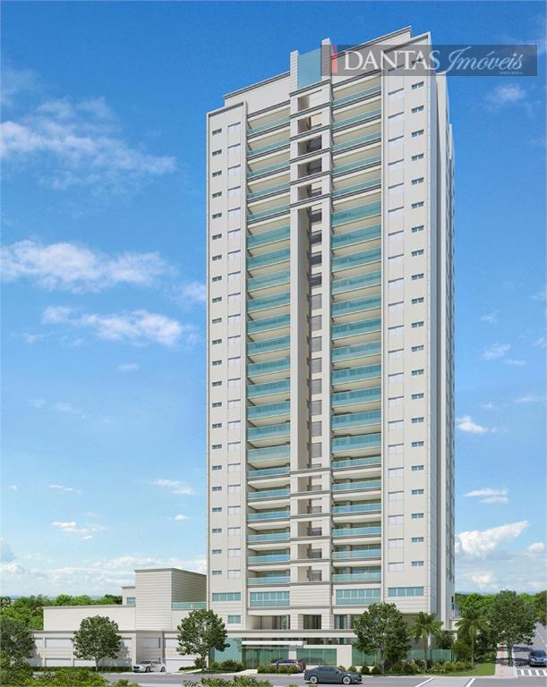 Apartamento  residencial à venda,Plaza Mayor, Centro, Campo Grande.