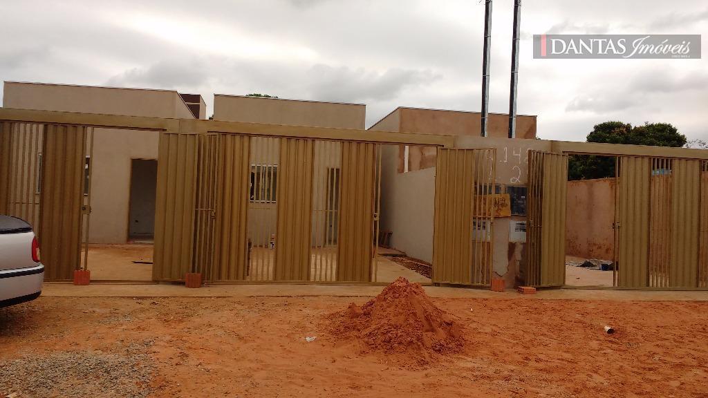 Casa com REGISTRO E ITBI incluso, Vila Nova Campo Grande, Campo Grande.