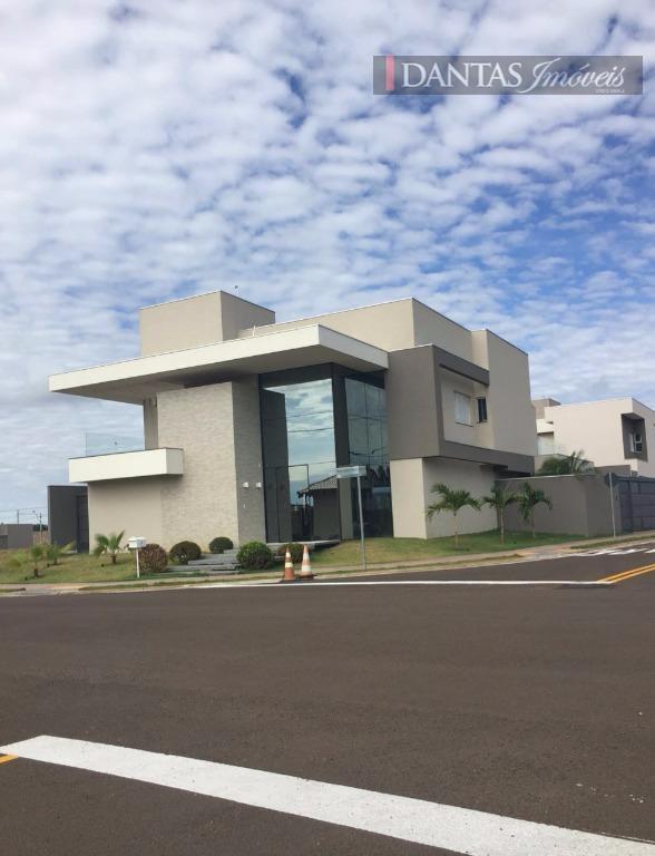 Sobrado  residencial à venda, Residencial Damha III, Campo Grande.
