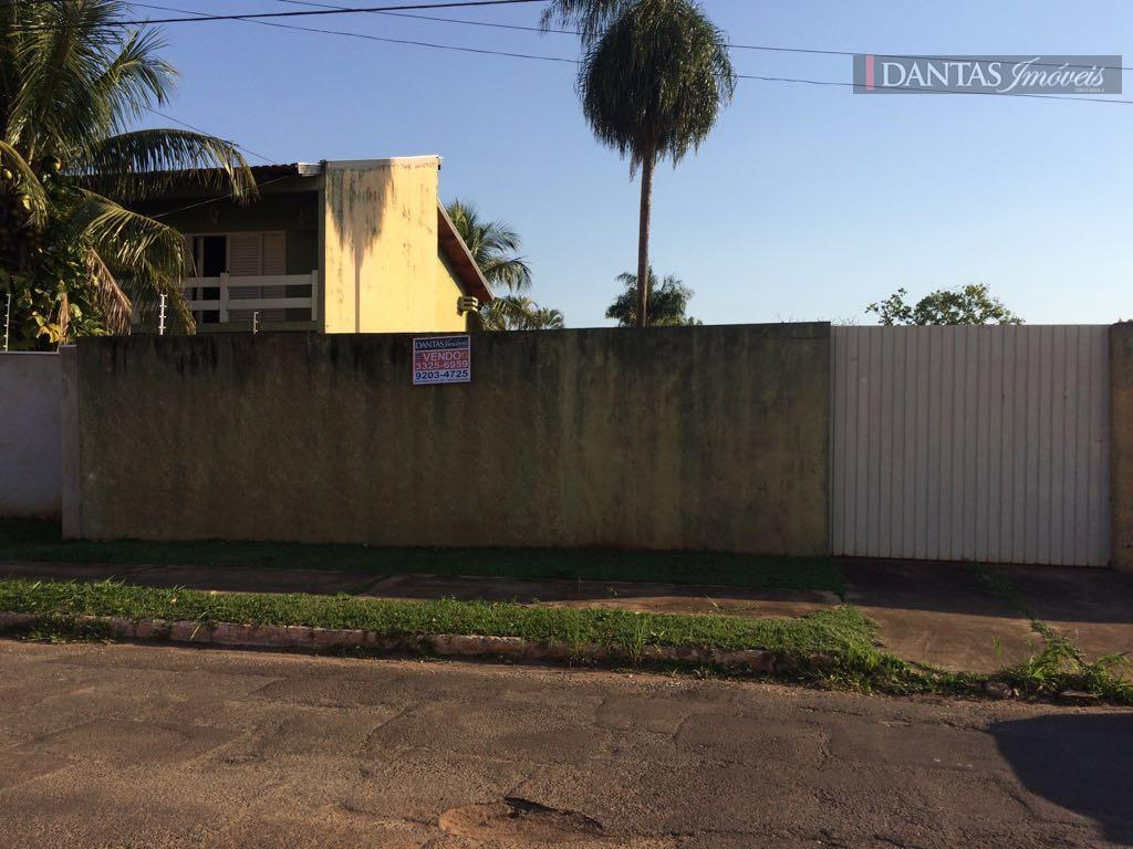 Terreno  residencial à venda, Vila Vilas Boas, Campo Grande.