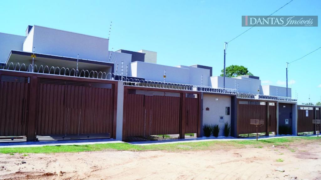 Casa  residencial à venda, Parque Residencial Rita Vieira, Campo Grande.