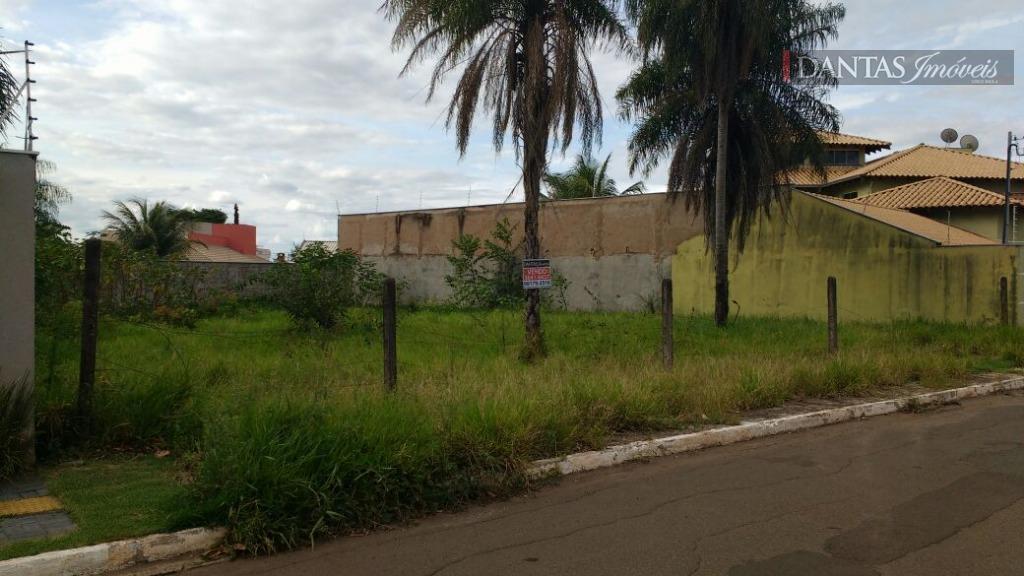 Terreno residencial à venda, Chácara Cachoeira, Campo Grande.