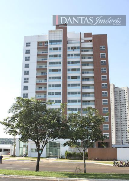 Apartamento  residencial à venda, Carandá Bosque,Johan Straus Campo Grande.