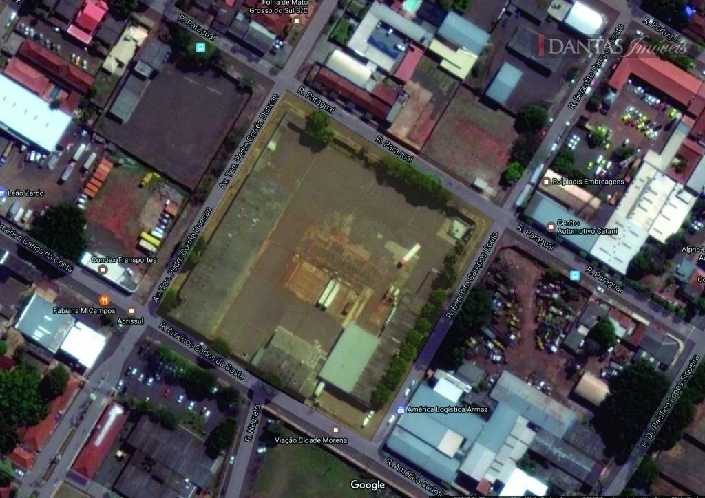 Área residencial à venda, Jardim América, Campo Grande.