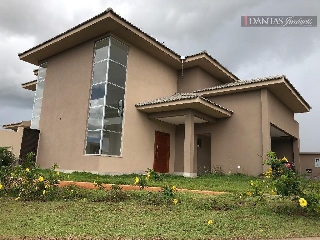 Sobrado residencial à venda, Residencial Alphaville II, Campo Grande - SO0115.