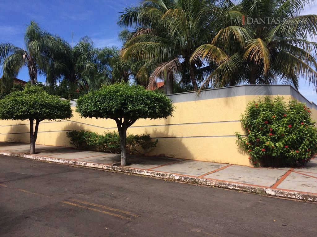 Sobrado residencial à venda, Itanhangá Park, Campo Grande.