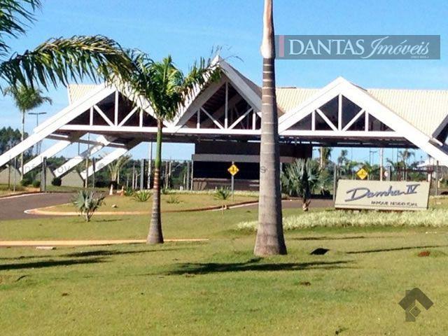 Terreno residencial à venda, Residencial Damha II, Campo Grande.