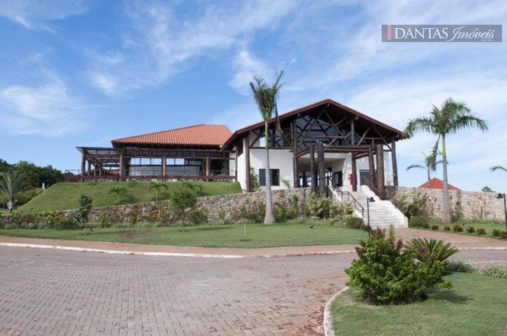 Terras do Golfe - Terreno residencial à venda, Campo Grande.