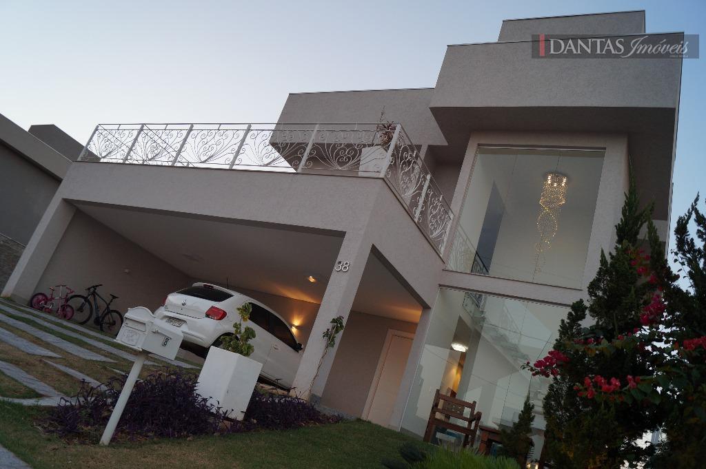 Damha III - Sobrado residencial à venda, Campo Grande.