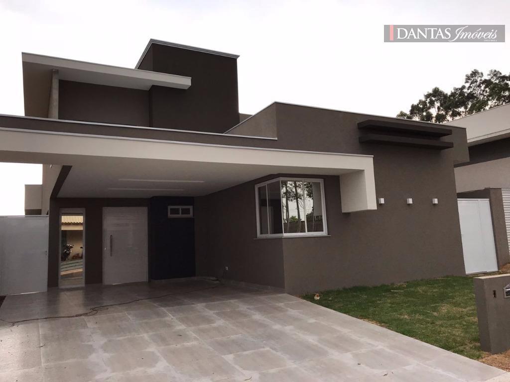 Casa residencial à venda, Residencial Damha, Campo Grande.