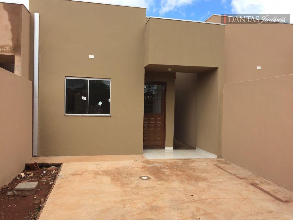 Casa residencial à venda, Vila Nova Campo Grande, Campo Grande.