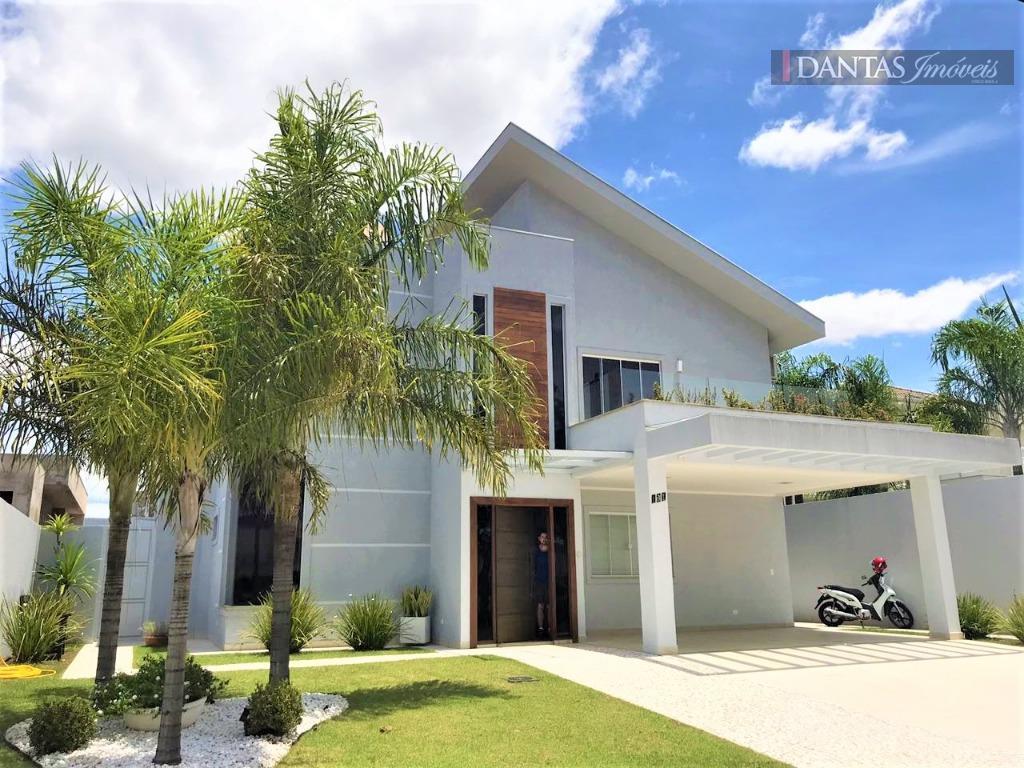 Sobrado residencial à venda, Residencial Damha II, Campo Grande.