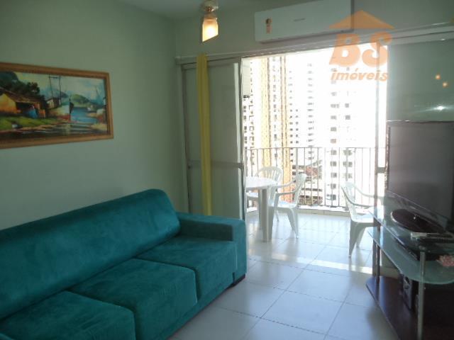 Apartamento residencial à venda, Praia das Pitangueiras, Guarujá.