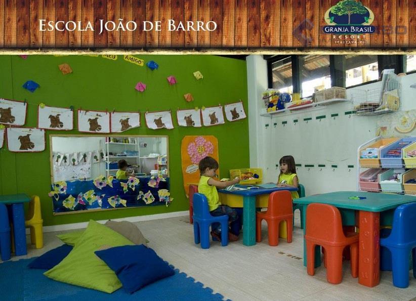 Granja Brasil Resort - Acácias - Bouganvilles - Cerejeiras
