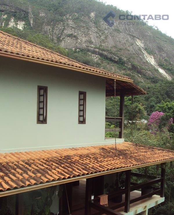 Excelente casa mobiliada em condomínio - Itaipava