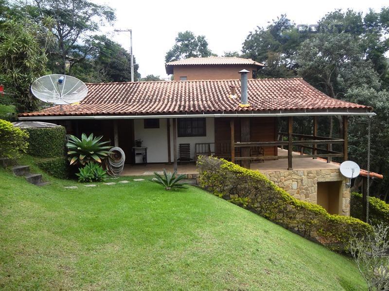 Aconchegante Casa em Itaipava Petrópolis RJ