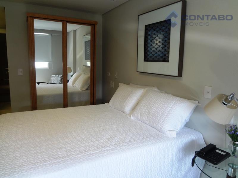 excelente flat para locação por temporada ( maximo de 6 meses ). mobiliado ( tv, cama,...