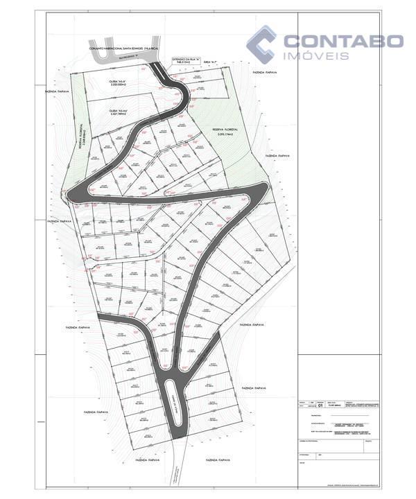 terrenos de 625 m² a 1.250 m², com valores que variam de r$: 70.000,00 a r$:...