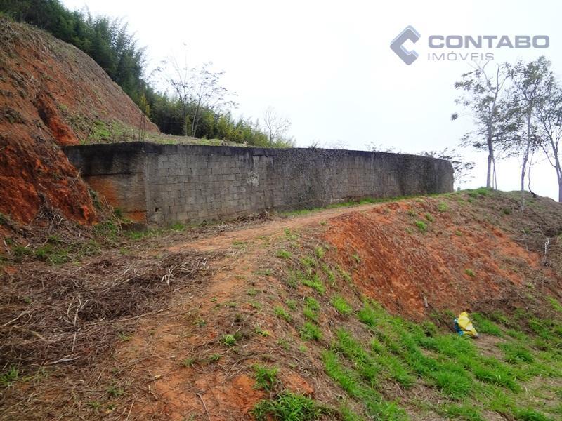 terreno com 1.750 m², linda vista de toda região! associação de moradores com terreno no fim...