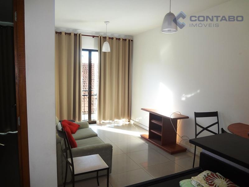 Apartamento mobiliado no centro de Itaipava