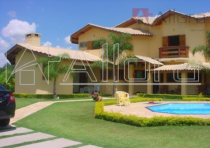 Sobrado residencial à venda, Condomínio Jardim das Palmeiras, Bragança Paulista.