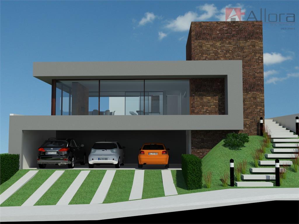 Sobrado  residencial à venda, Portal Bragança Horizonte, Bragança Paulista.
