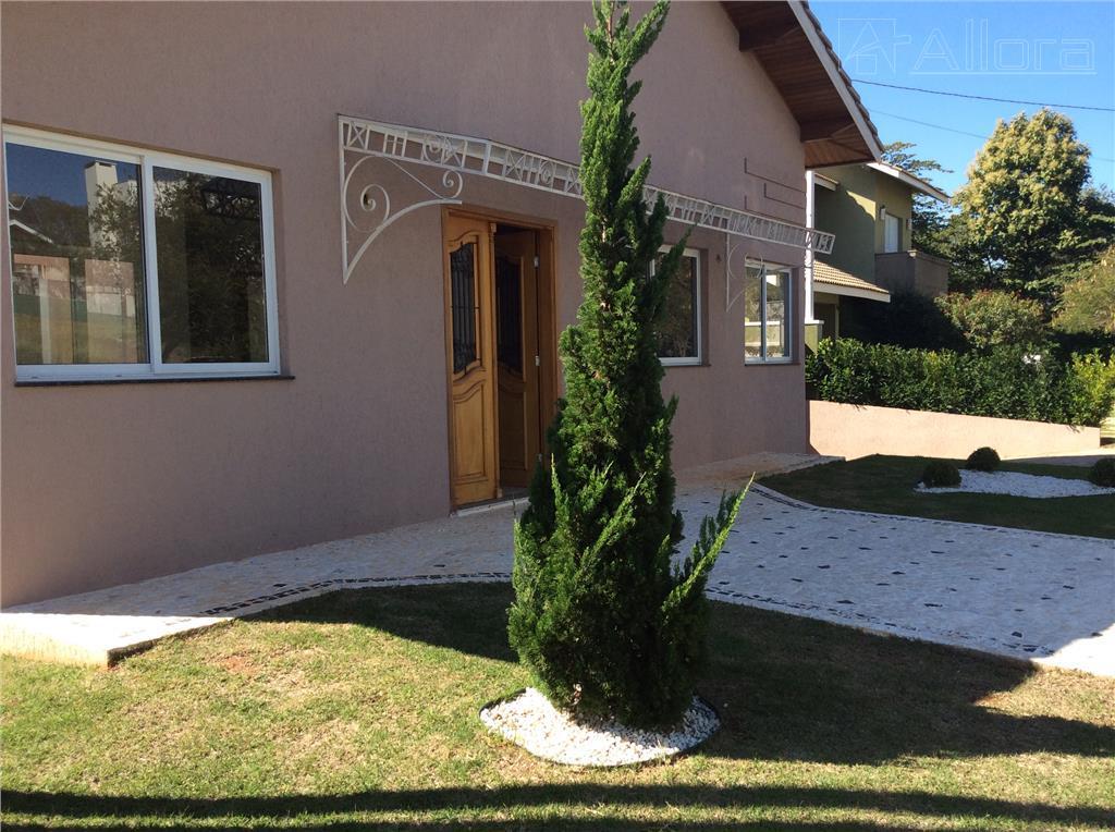 Sobrado residencial à venda, Condomínio Vereda América, Bragança Paulista -