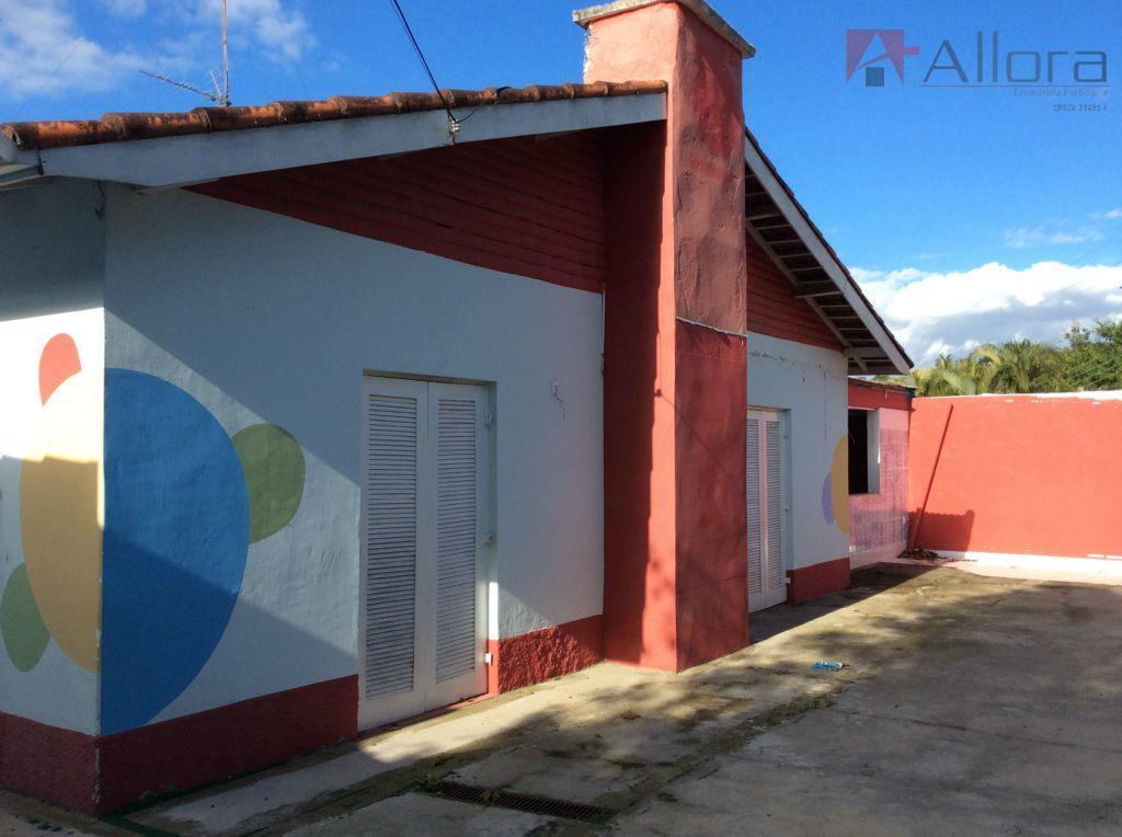 Casa  comercial para locação, Jardim Santa Helena, Bragança Paulista.