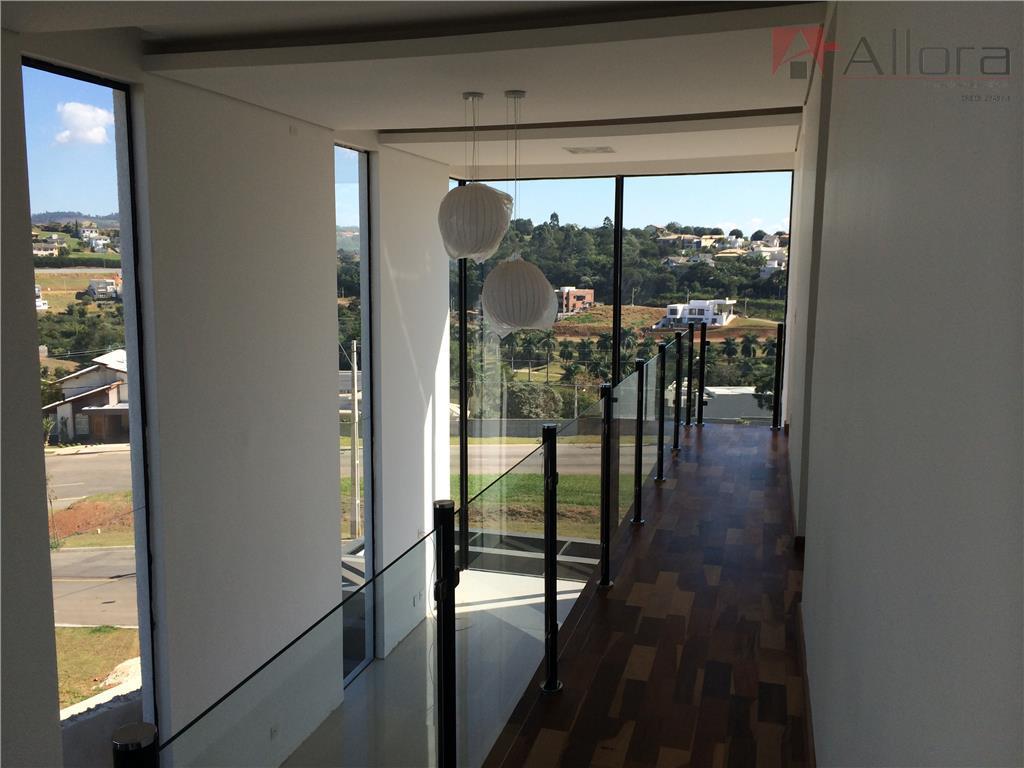 Sobrado residencial à venda, Condomínio Portal de Bragança Horizonte, Bragança Paulista - SO0073.