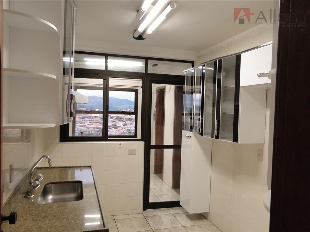 Lindo Apartamento 3 dormitórios - para LOCAÇÃO - Res. Vila D`Este - Centro - Bragança Paulista