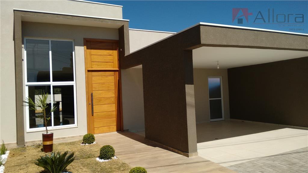 Residência nova à venda, Condomínio Residencial Mirante de Bragança, Bragança Paulista.